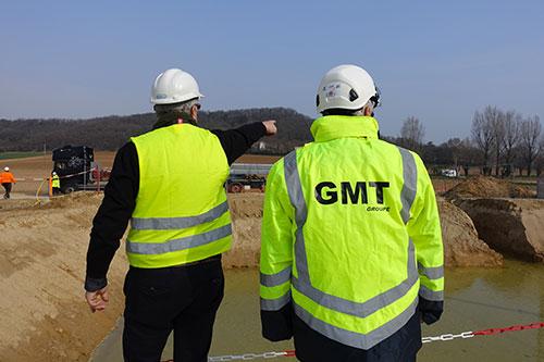 Les Services GMT : génie civil, travaux publics, dépollution, maintenance