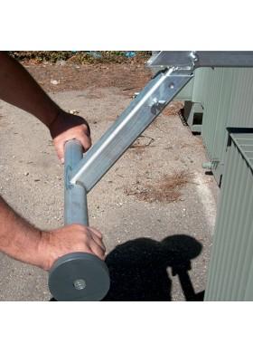 Accessoire de manutention pour transformateur electrique TRANSGUID