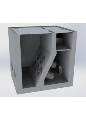 Système de filtration des eaux pluviales pour transformateur électrique