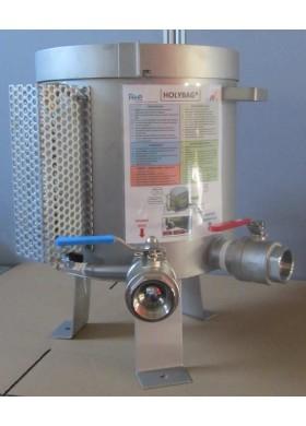 Système portatif antipollution pour fuites identifiées HOLYBAG