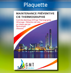 Plaquette CIE Thermographie GMT
